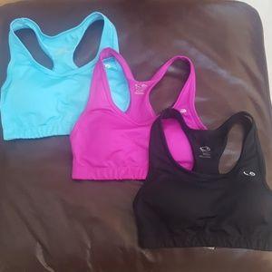 Champion Sports Bra Pack of 3